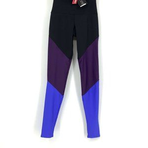 Onzie Women Color Block Size XS NEW Leggings